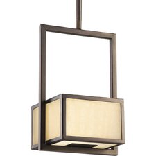 Haven 1 Light Pendant
