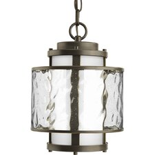 Bay Court 1 Light Outdoor Hanging Lantern