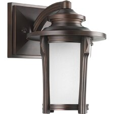 <strong>Progress Lighting</strong> Pedigree 1 Light Outdoor Wall Lantern
