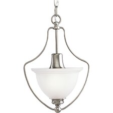 <strong>Progress Lighting</strong> Madison 1 Light Foyer Pendant