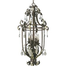 <strong>Progress Lighting</strong> Thomasville Savona 6 Light Foyer Pendant