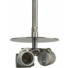 Markor 3 Light Stem Mounted Pendant