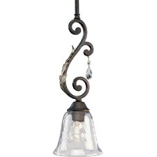 Thomasville Savona 1 Light Stem-Hang Mini Pendant