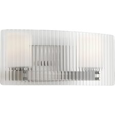 <strong>Progress Lighting</strong> Coupe 2 Light Bath Vanity Light