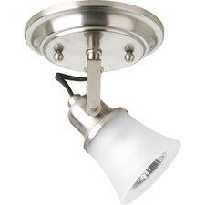 Spotlight 1 Light  Semi-Flush Mount