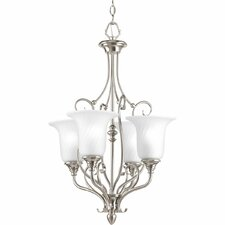 Kensington 4 Light Foyer Pendant
