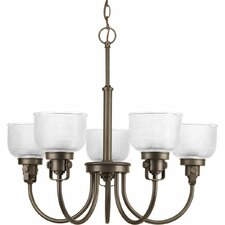 <strong>Progress Lighting</strong> Archie 5 Light Mini Chandelier