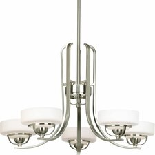 Torque 5 Light Mini Chandelier
