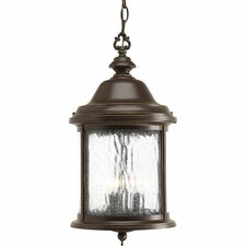 <strong>Progress Lighting</strong> 3 Light Outdoor Post Lantern