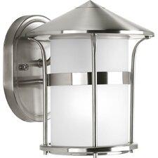 Welcome 1 Light Outdoor Wall Lantern