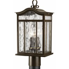 Meadowlark 3 Light Post Lantern