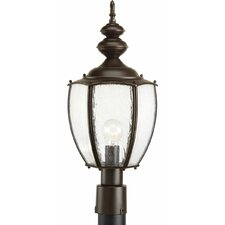 Roman Coach 1 Light Outdoor Post Lantern