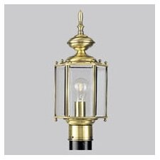 Brass Guard Post Lantern