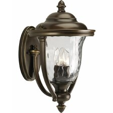 <strong>Progress Lighting</strong> Prestwick 3 Light Wall Lantern