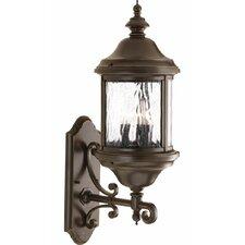 Ashmore 3 Light Outdoor Wall Lantern
