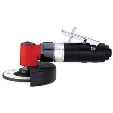 "Right Angle Type 27 Wheel Grinders - 4-1/2"" right angle air grinder 12 000rpm 5"