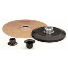 "Right Angle Sander Accessories - 7"" std. 15/16"" hole backing pad code-f"