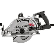 20 Amp 120 V Worm Drive Circular Saw with Twist Lock