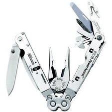 PowerAssist Multi-Tool in Silver