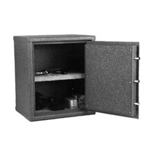 Burglary Rated Handgun and Pistol Safe 3.96 CuFt
