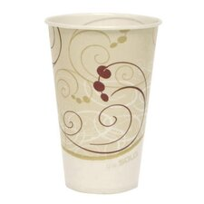 12 oz Waxed Paper Cold Cups
