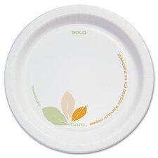 """Company Bare Paper Dinnerware, 6"""" Plate, 500/Carton"""