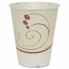 Symphony Trophy Foam 10 oz. Hot/Cold Drink Cups (Set of 300)