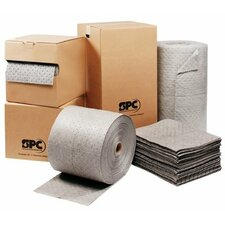 "MRO Plus™ Sorbents - 15""x150' perforated oilsorbent roll"