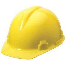 Sperian Eye & Face Protection - Alpha Hard Caps Alpha Cap Yellow Std Susp: 812-12210103 - alpha cap yellow std susp