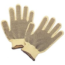 Tuff-Knit Extra™ Gloves - mens/Para-aramid synthetic fiber 100% dottedreversible