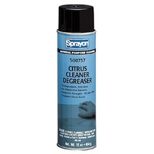 Sprayon® Citrus Cleaner Degreasers - 20-oz. citrus cleaner degreaser