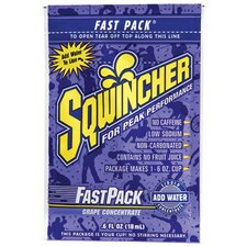 6 Ounce Fast Pack® (50 Single Serving Drink Mix Packs Per Box)