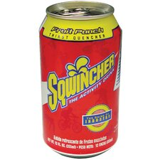 Punch 12 Ounce Ready-To-Drink Can (24 Per Case) (Set of 24)