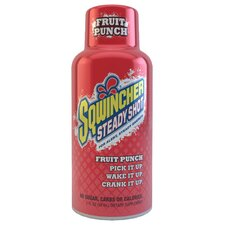 2 Oz. Fruit Punch Sqwincher Steady Shot