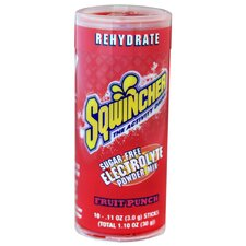 Fruit Punch Qwik Stik Sports Drink (10 Count)