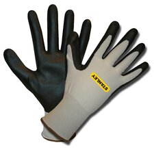 <strong>Stanley Tools</strong> Nylon Shell Gloves with Nitrile Coating
