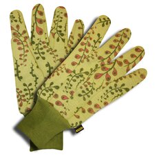 Ladies Printed Jersey Gloves