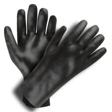 PVC Chemical Gloves with Smooth Lining