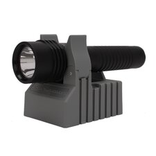 Strion LED High Lumen Flashlight with AC Charger