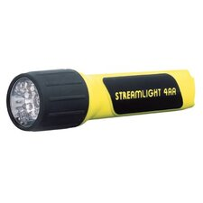 Propolymer 4AA LED Boxed Flashlight (Yellow)