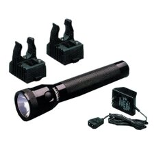 Stinger Rechargable w/ 120V AC/DC Flashlight