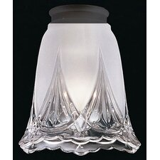 "4.83"" Glass Pendant Shade"