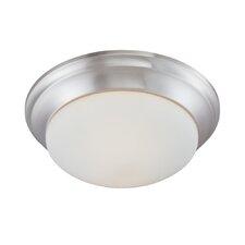 Ceiling Essentials 2 Light Flush Mount