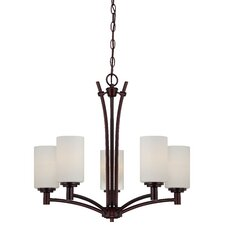Pittman 5 Light Chandelier