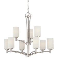 Pittman 9 Light Chandelier