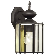 Brentwood 1 Light Outdoor Wall Lantern