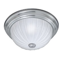 Ceiling Essentials 1 Light Flush Mount