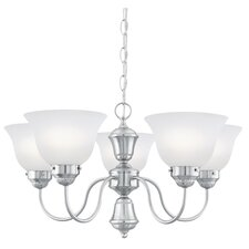 Whitmore 5 Light Chandelier