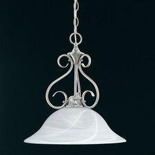 <strong>Thomas Lighting</strong> Florentine 1 Light Pendant