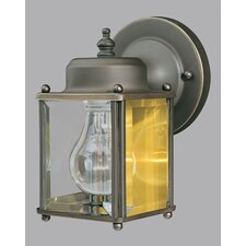 <strong>Thomas Lighting</strong> 1 Light Outdoor Wall Lantern